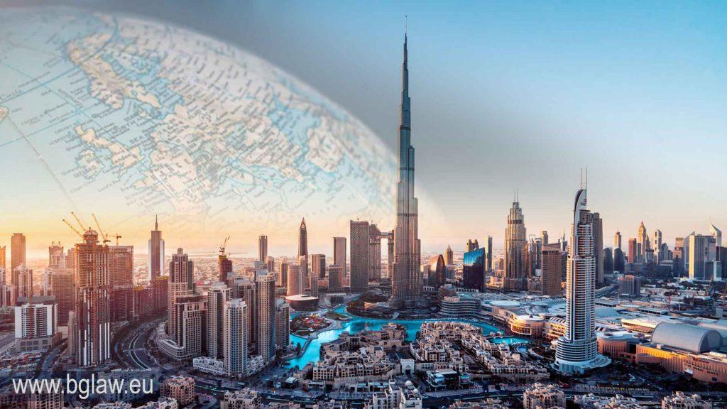 VD&A office in Dubai