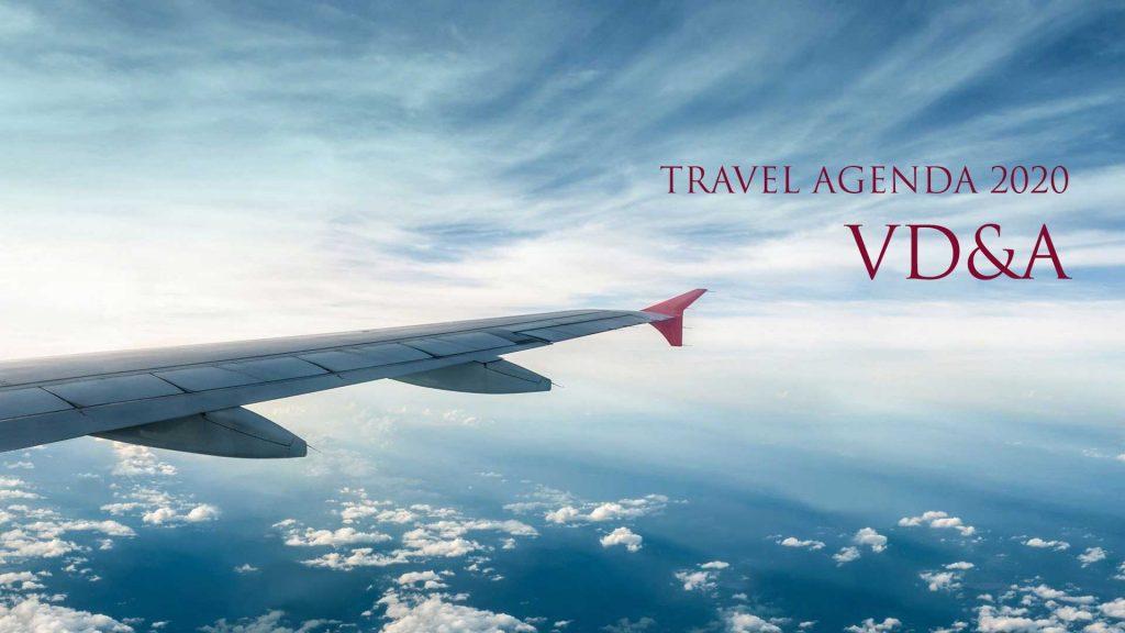 travel agenda VD&A
