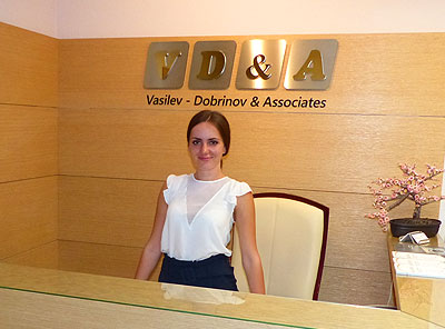 VD&A office in Sofia